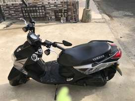 Vendo yamaha bws FI modelo 2019