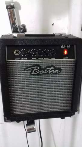 Amplificador de guitarra boston ga 10 watts