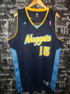 Camiseta Denver Nuggets L Retro! Melo