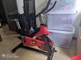 Bicicleta estatica o de Spinning 10kg