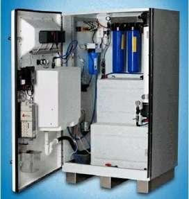 Mantenimiento y reparacion de dispensadores de agua