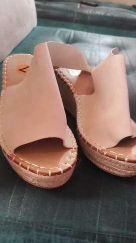 Zapatos de Plataforma Yute