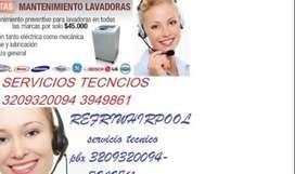 TECNOLOGIA MABE REFRIWHIRPOOL ARREGLO REPARACION MANTENIMIENTO LAVADORAS NEVERAS CALENTADORES  3949861