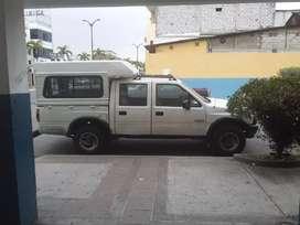 Vendo Camioneta Chevrolet luv (todo original)