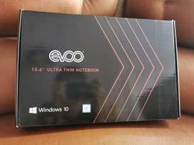 Portatil Evoo Intel Core I7 6660u, 8gb Ram, 256gb Ssd, Fullhd Clases Virtuales, Nuevo