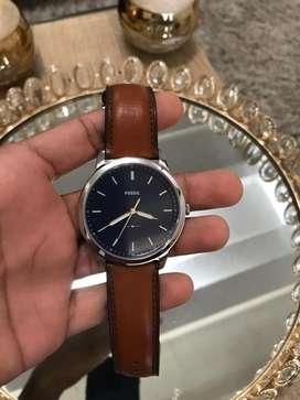 Vendo reloj original marca fosil