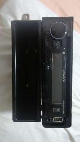 Receptor de CD con bluetooth incorporado