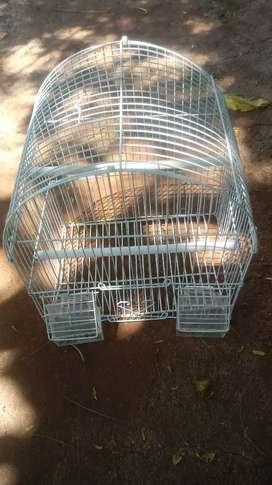 Vendo jaula para loro
