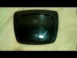 Router Linksys WRT120N