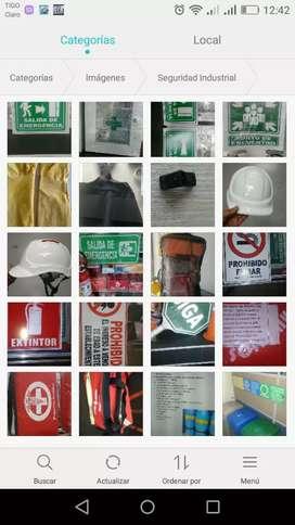 Servicio en seguridad industrial