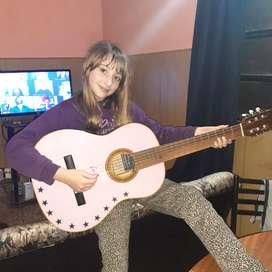 Guitarra  clásica romántica