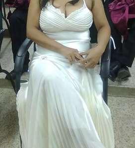Vestido de novia o graduacion