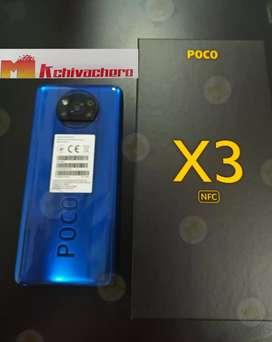 POCO X3 64 GB - 6Ram