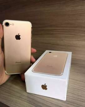 iPhone 7 de 32 gb impecable