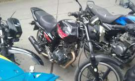 Moto 125ne Evo.