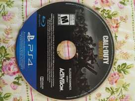 Vendo call of duty wwll