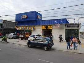 Alquiler local comercia barrio la union