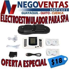 ELECTROESTIMULADOR PARA SPA INCLUYE ZAPATILLAS