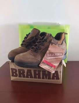 Ganga calzado brahma originales dos pares