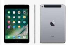 iPad Mini 4 con 128GB. Excelente estado y con muy poco uso.