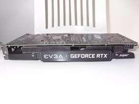 Tarjeta de vídeo EVGA RTX 2060 Súper 8gb Versión Black Gaming