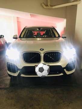 VENDO BMW X3 2.0 AUTOMÁTICA 2018