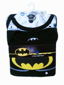 Set de dos piezas para niño Batman