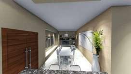 vendo casa estilo minimalista. Se entrega lista para habitar
