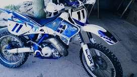 Moto ENDURO / CROSS Yamaha YZ 250cc IMPECABLE  leer descripcion segunda mano  Mendoza, Mendoza