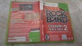 Rock band 2 country track pack