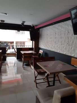 Restaurante y bar barrio obrero bello