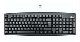 teclado inalámbrico omega