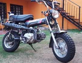 Vendo Honda Dax japonesa