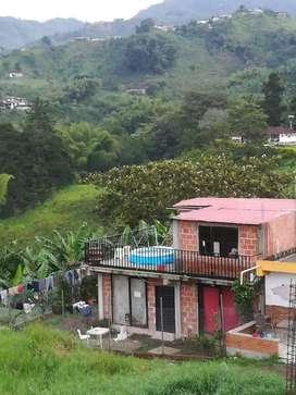 Casa en vereda rural muy serca del centro de pereira