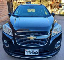 Chevrolet Tracker LT,  4X2,  Mod 2015, Mecánica Full. Camioneta SUV