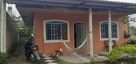 Vendo casa en Cumandá a 1:30 minutos de Guayaquil