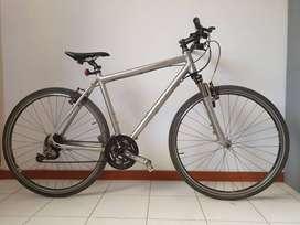 Bicicleta STEVENS X7C