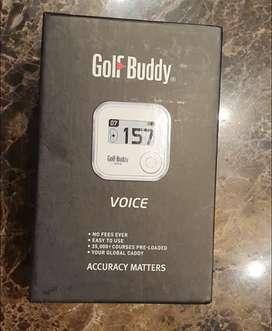 GOLF BUDDY VOICE GPS Y ESTADISTICAS EN TU JUEGO DE GOLF