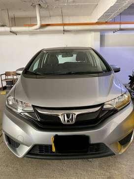 Honda Fit modelo 2017