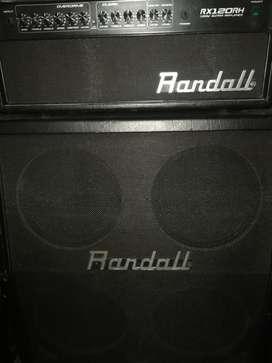 Amplificador de Guitarra Randall