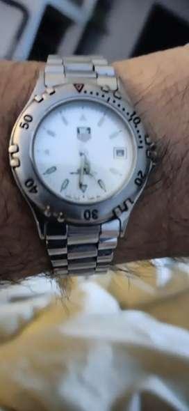 Reloj Tag Heuer impecable cuartz