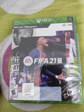 FIFA 21 Sellada Xbox One - Series S|X