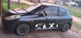 Peugeot 207 con aire