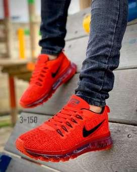 Zapato Tennis Deportivo Nike Airmax Plus Para Hombre