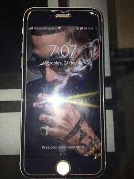 Iphone 6s 64gb libre de fabrica y operador