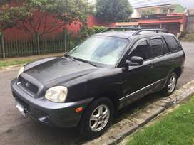 HYUNDAI SANTA FE 2004 - 2.4cc - Manual