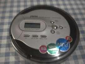 Dicsman Jwin Jx Cd977 Radio Am/fm Digital Funcionan Radios