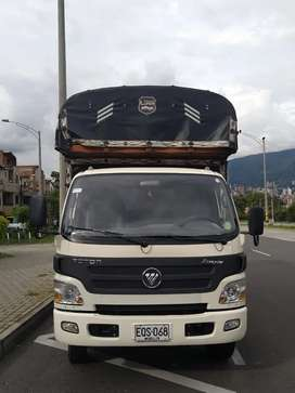 Camión Foton 2017