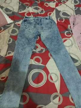 Vendo jeans talla 9/10