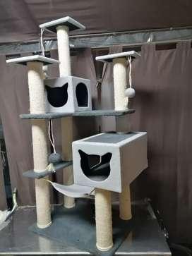 Gimnasios para gato
